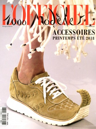4 - PRINTEMPS - ETE 2018 L'OFFICIEL 1000 MODELES